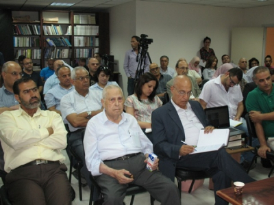 MADAR Symposium on the War on Gaza: Israel Continues its Strategy to Manage the Conflict and Develops a New Strategy to Deal with Gaza